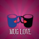 Mug Love by KitsuneDesigns