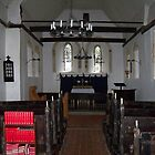 St Andrew's Church Aisle by hootonles