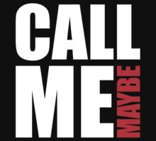 Call Me Maybe by beone