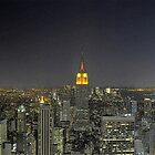 New-York Calendar (Author : A.Rizzotti) by André Rizzotti