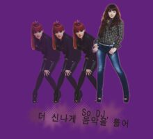 Park Bom- So DJ, Turn it up by Margybear