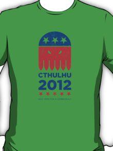 Vintage CTHULHU 2012 T-Shirt