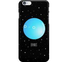 Uranus iPhone Case/Skin