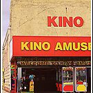 KINO - The Old Cinema by J J  Everson