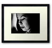 Mary's lament Framed Print