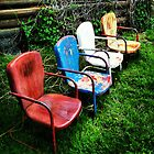 Polebridge Chairs by Miles Glynn