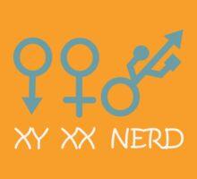 XY, XX & Nerds  by Karlim