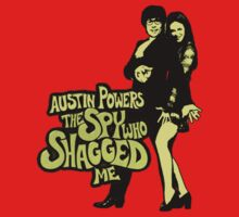 Austin Power - vers2 by f3mal3s