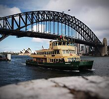 Ferry by Husher