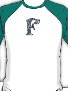 The Letter F T-Shirt