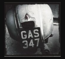 GAS - Vespa by delosreyes75
