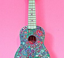 Ukelele  by Julia  Ockert