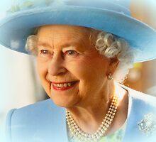 Queen Elizabeth II ~ Diamond Jubilee by ©The Creative  Minds