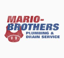 Mario Bros Plumbing Co. by jerbing33