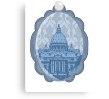 Vatican Cameo Canvas Print