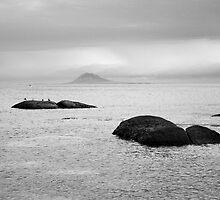 Lady Chappel Island by Andrew  Makowiecki