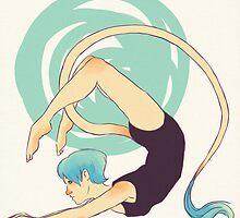 Acrobat by Hotchpotch-Art