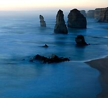 Splendor Of The Twelve Apostles by Bob Christopher