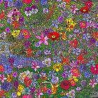 Garden by Ken Slabach