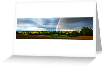 Gjerdrum Panorama by Erik Brede