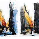 Italian City images +2 by Richard Sunderland