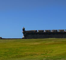 El Castillo El Morro by Edna Goldberg