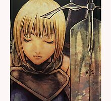 Claymore by alnsierra