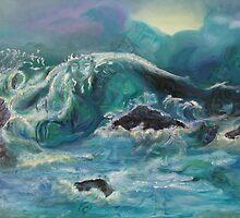 Ghosts of the Cove of Eternal Love by Sari  Puhakka