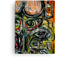 honestly not sure... wishful thoughts Canvas Print