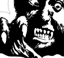 Long Live The Werewolf! Sticker