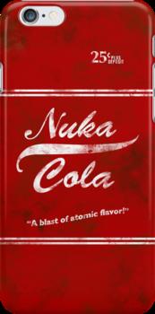 Nuka-Cola by Alessandro Bricoli