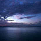 Indigo Sunset - Cocos (Keeling) Islands by Karen Willshaw