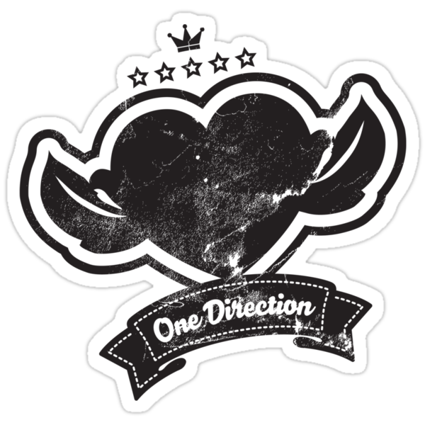 One Direction - Sacred Heart by Adriana Owens