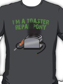 Toaster Repairpony T-Shirt