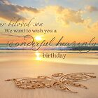 Son's Heavenly Birthday by CarlyMarie