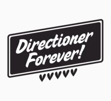 One Direction - Directioner Forever by Adriana Owens