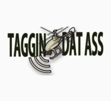 TAGGIN DAT ASS by thefoxrox