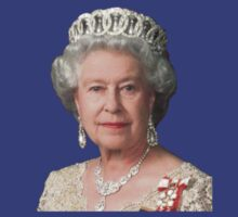 Queen Elizabeth II by gemzi-ox