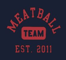 Meatball Team by Melissa Ellen