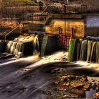 Milton Dam HDR by Shawn Bourque