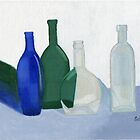 Still Life - Bottles by BAVVY