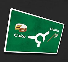 Cake or death by Emma Harckham