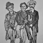 The Marx Brothers by Tricia Winwood