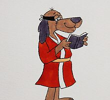 Hong Kong Phooey by James Lauder