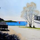 Boon Street at Noon by Douglas Hunt