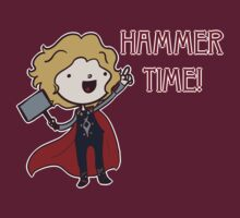 Hammer Time! by saltyblack