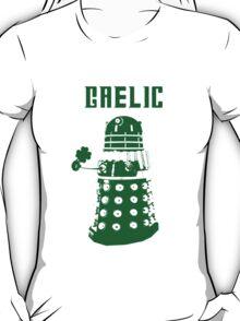 Gaelic Dalek T-Shirt
