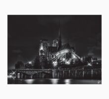 Notre Dame de Paris (HDR) Kids Clothes
