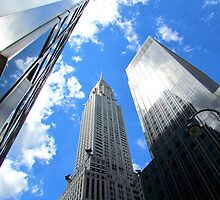 Chrysler Building, New York City  by Alberto  DeJesus