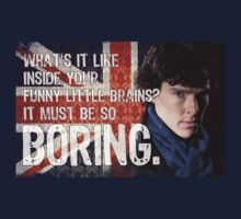 Sherlock Union Jack Quote by 52films